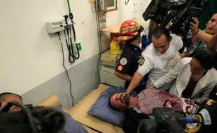John McAfee a été hospitalisé le 6 décembre 2012 au Guatemala pour des problèmes cardiaques mais sa demande d'asile a été refusée.