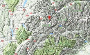 L'alpiniste a trouvé la mort à l'Aiguille Pourrie, non loin de Chamonix (Haute-Savoie).