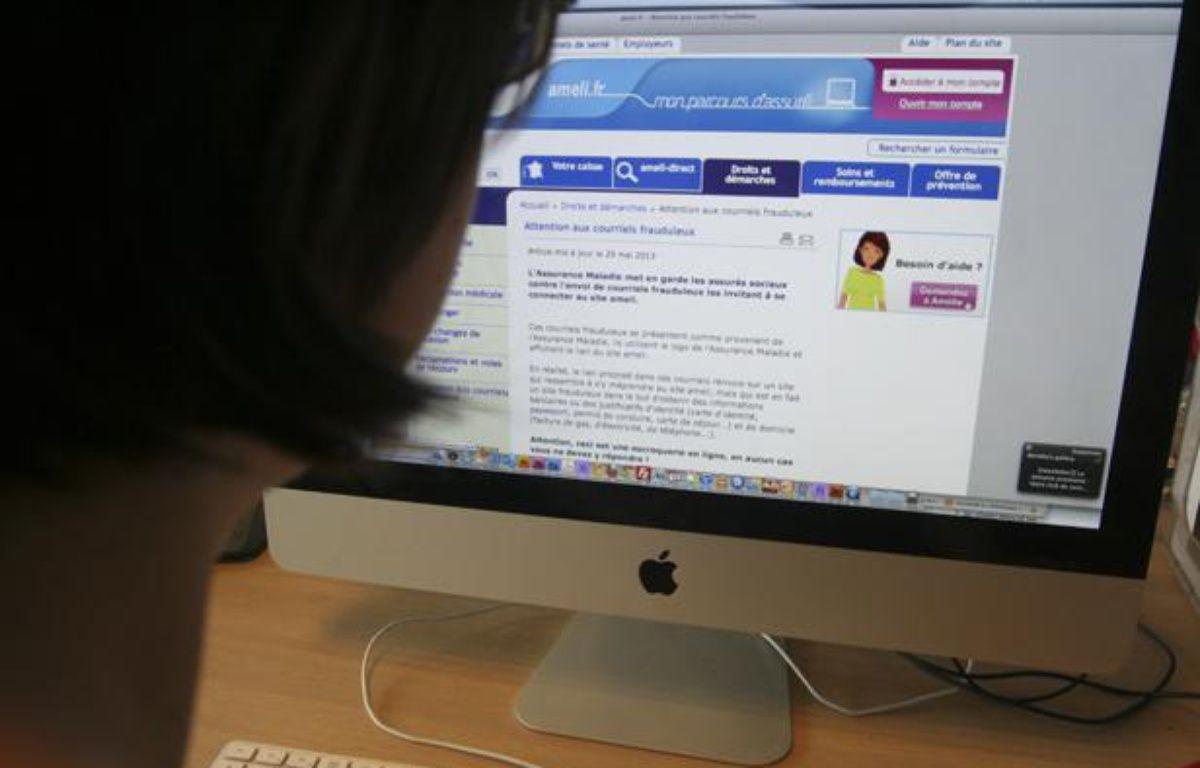 L'Assurance maladie alerte le public sur un mail frauduleux semblable à un courriel de l'Assurance. – F. LODI