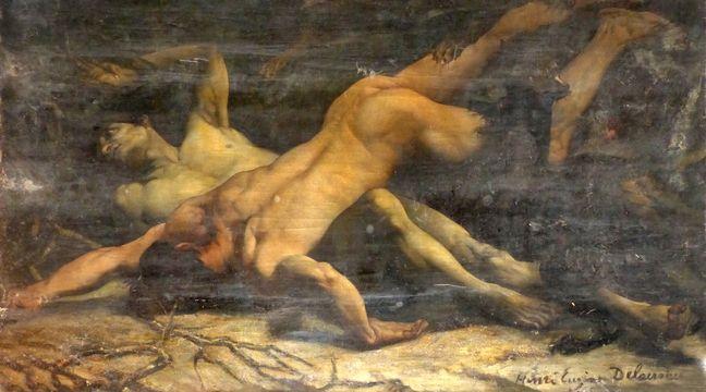 Nord: Deux tableaux du XIXesiècle retrouvés, après avoir disparu plus de 70 ans