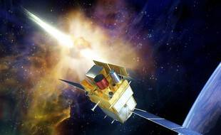 Le satellite SVOM  va scruter les sursauts Gamma à compter de 2022.