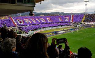 L'hommage de la Fiorentina à Davide Astori