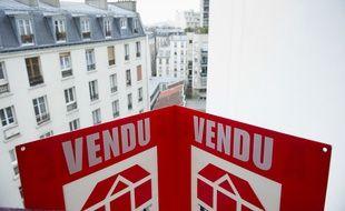 Vente de logement et appartement par agence (Illustration)