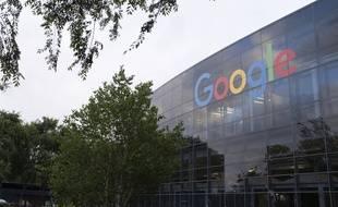 Le siège de Google à Mountain View, en Californie.