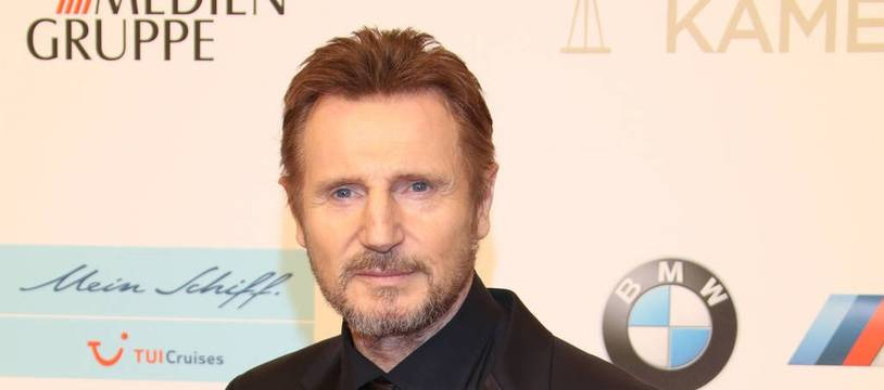 L'acteur Liam Neeson