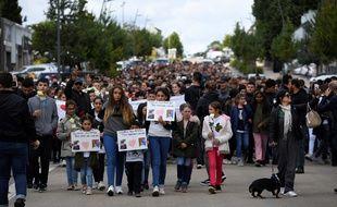 Une marche blanche avait rendu hommage aux enfants victimes d'un dramatique accident de la route en juin 2019 à Lorient. Le chauffeur du véhicule est jugé ce lundi.