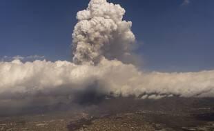 Le volcan de La Palma a repris de l'activité