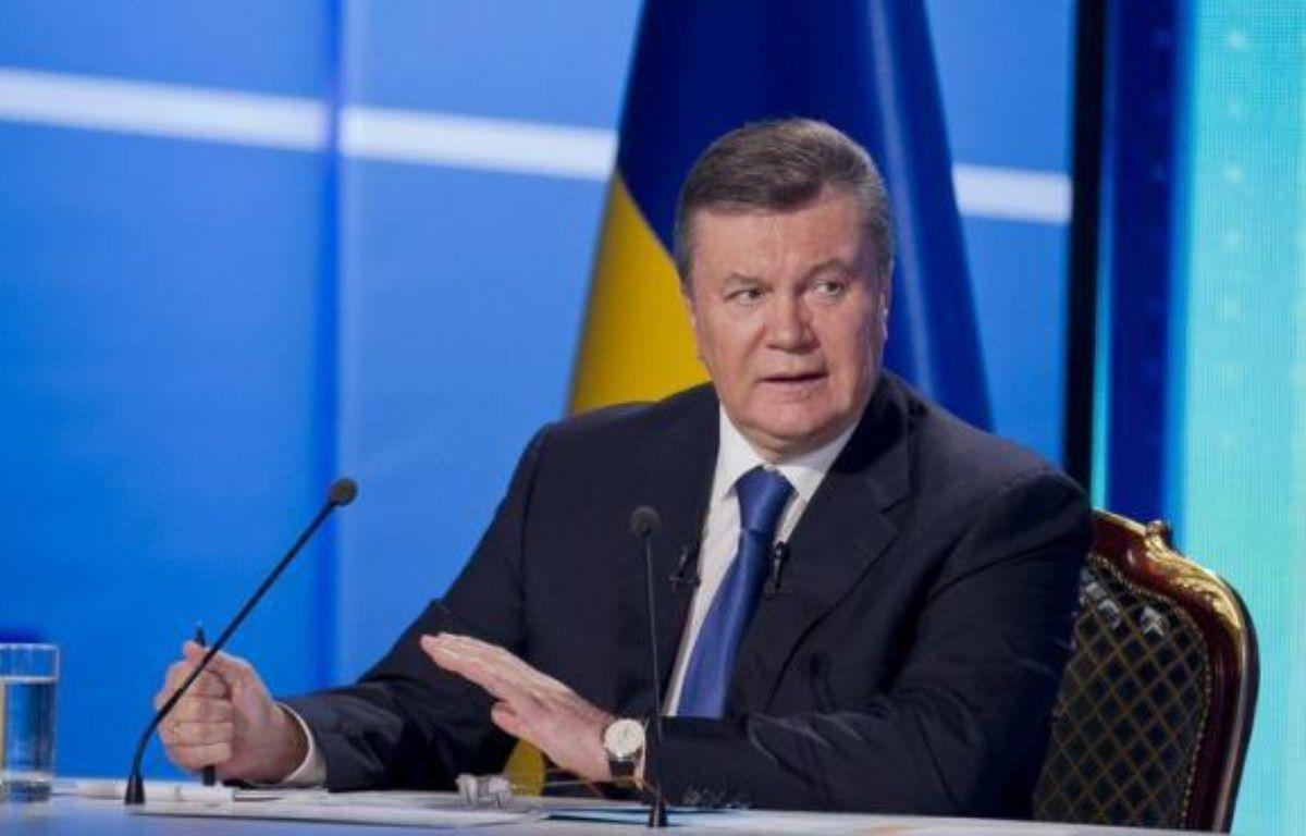 """""""Le Président Viktor Ianoukovitch a signé le décret accordant la grâce présidentielle à six condamnés, parmi lesquels l'ancien ministre de l'intérieur Iouri Loutsenko et l'ancien ministre de l'environnement Georgy Filiptchouk"""", a annoncé son cabinet dans un communiqué . –"""