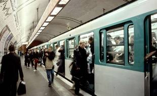 Le clan opérait dans le métro parisien.
