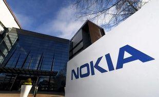 Le quartier général du finlandais Nokia