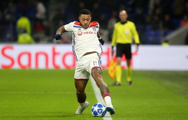 Mercato OL: Memphis Depay veut quitter Lyon cet été et songe à un transfert au PSG