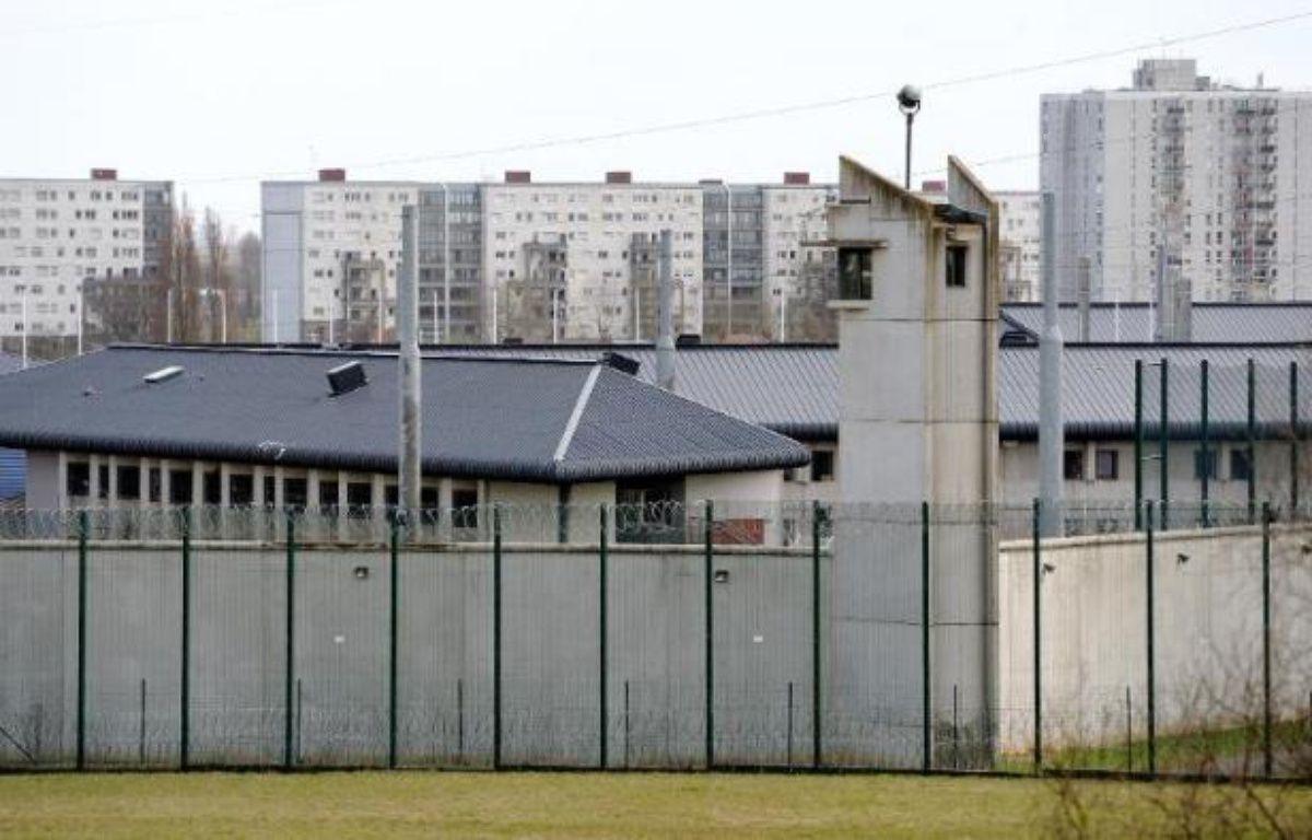 La prison de Sequedin (Nord). – Philippe Huguen AFP