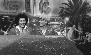 France Gall et Michel Berger, le 2 mai 1976.