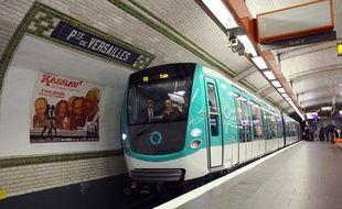 Le taux de particules fines est largement au-dessus de la moyenne dans le métro.
