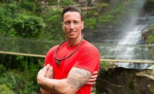 Le nageur Frédérick Bousquet, candidat de «Je suis une célébrité, sortez-moi de là!» sur TF1.