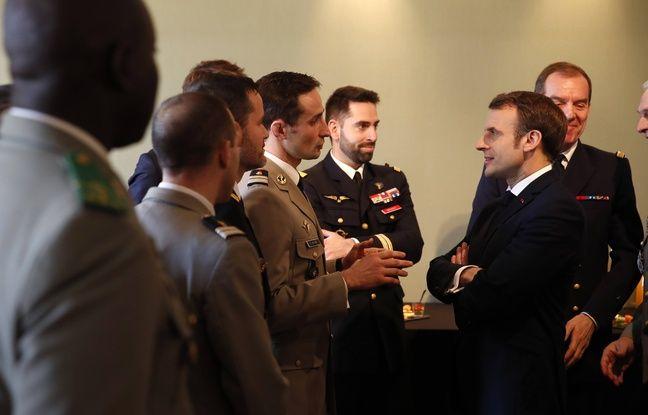 Bombe atomique: L'arsenal nucléaire de la France est «inférieur à 300» têtes, selon Emmanuel Macron
