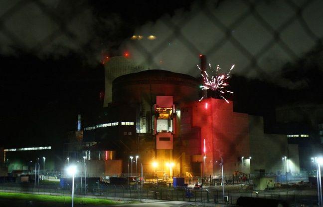 Intrusion à la centrale de Cattenom: Deux mois ferme pour deux militants de Greenpeace