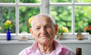 Rudolf Brazda a été déporté par les nazis en raison de son homosexualité.