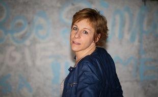 La romancière alsacienne Agnès Ledig.