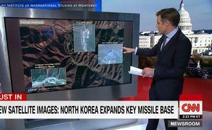 Des experts ont confié à CNN que la localisation du site était appropriée pour y abriter les nouveaux missiles à longue portée nord-coréens.