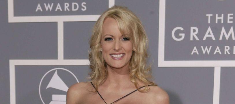 La star du porno Stormy Daniels affirme avoir eu une relation sexuelle avec le président américain Donald Trump.