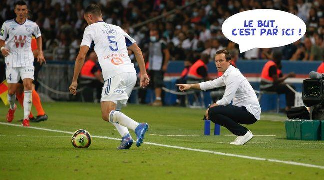 RC Strasbourg : Dialogue, intensité, « plaisir »... Julien Stéphan a posé sa patte dans le club alsacien