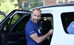 Dara Khosrowshahi, nouveau patron d'Uber;