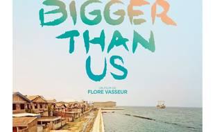 Affiche du film Bigger than us