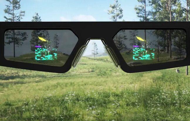 Le champ de vision des lunettes Spectacles de Snap reste liumité, à 26,3° de diagonale.