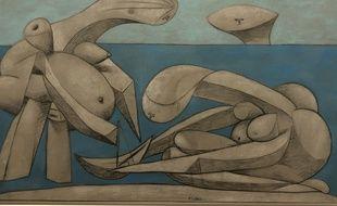 L'exposition Picasso, baigneuses et baigneurs s'ouvrira le 15 juillet à Lyon.
