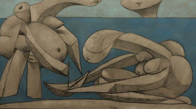 Plongez avec les baigneuses de Picasso tout cet été à Lyon
