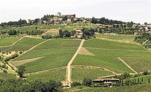 C'est dans cette magnifique région viticole que le chanteur Léo Ferré avait élu domicile.