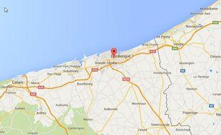 La ville de Saint-Pol-sur-Mer.