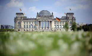 Le Bundestag, chambre basse du parlement allemand, a approuvé vendredi à une large majorité le pacte budgétaire européen.