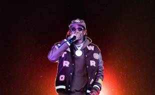 Le rappeur Travis Scott