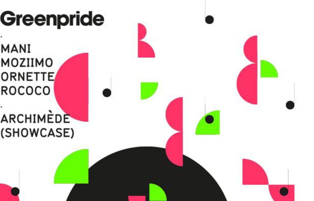 L'affiche de la Greenpride, le 23 octobre 2011 à Paris. – DR