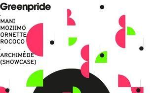 L'affiche de la Greenpride, le 23 octobre 2011 à Paris.