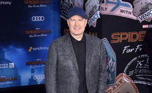 Le président des studios Marvel, Kevin Feige