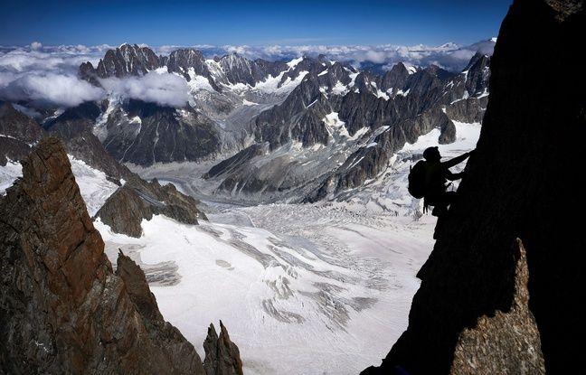 Alpes: Un randonneur de 40 ans, porté disparu, retrouvé mort sur le chemin du Mont-Blanc