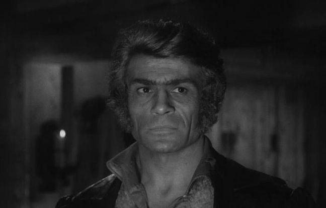Claude Titre dans le rôle de Heathcliff