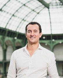 Santiago Lefebvre, fondateur de ChangeNOW, grand salon axé sur l'innovation sociale et environnementale. Au Grand Palais, du 30 janvier au 1er février, il réunira 1.000 solutions pour la planète.