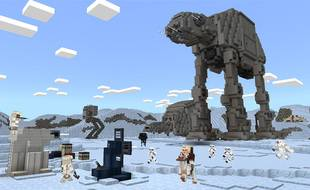 Minecraft va s'offrir une extension « Star Wars »