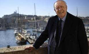 Jean-Claude Gaudin est maire de Marseille depuis 1995.