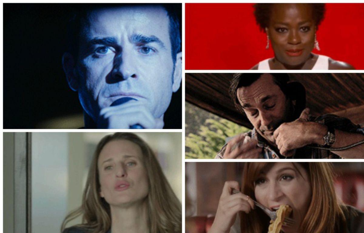 Justin Theroux, Viola Davis, Jon Hamm, Aya Cash, Camille Cottin – Montage20Mn