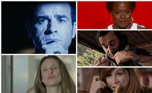 Justin Theroux, Viola Davis, Jon Hamm, Aya Cash, Camille Cottin