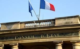 Image d'illustration du Conseil d'état.