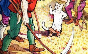 Le Chat Botté, conte de Charles Perrault, est une illustration de l'ascension sociale.