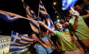 Quand la Grèce affrontera l'Allemagne vendredi en quart de finale de l'Euro-2012 à Gdansk, la nation entière, avec la volonté d'en découdre avec un pays dont les dirigeants sont facilement érigés en bouc-émissaire, sera rivée à sa télévision.