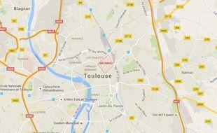Le quartier Matabiau à Toulouse.