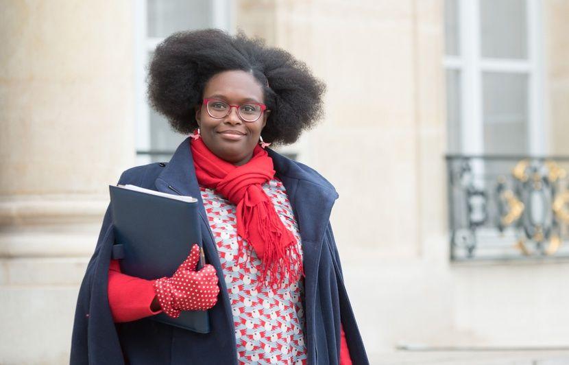 Sibeth Ndiaye juge « fort stupides » les propos de Finkielkraut sur le viol
